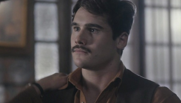 Alfredo (Nicolas Prattes) em Éramos Seis (Foto: Reprodução/Globo)