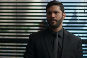 Diogo (Armando Babaioff) terá assassinatos e traição revelados em Bom Sucesso (Foto: Reprodução/Globo)