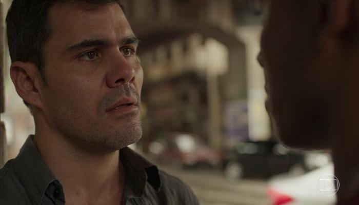 Magno (Juliano Cazarré) será traído pela ex-mulher e acabará preso em Amor de Mãe (Foto: Reprodução/Globo)