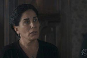 Gloria Pires (Lola) em cena de Éramos Seis (Foto: Reprodução/Globo)