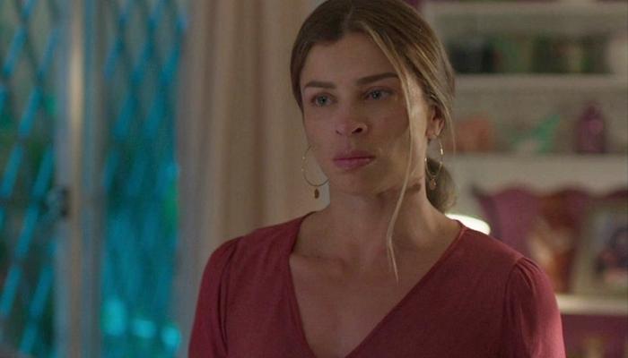 Paloma (Grazi Massafera) vai acabar com farsa em Bom Sucesso (Foto: Reprodução/Globo)