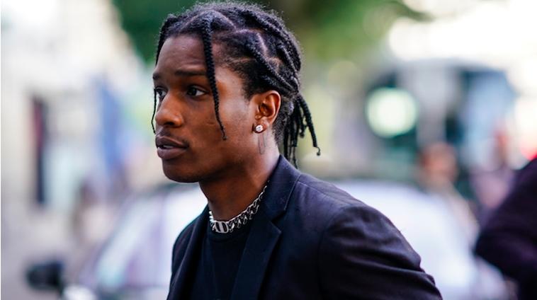 O rapper, ASAP Rocky foi apontado como protagonista de um vídeo de sexo vazado na internet (Imagem: Divulgação)