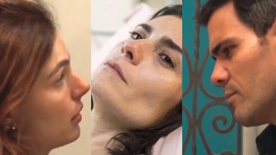 Em Amor de Mãe, Leila fará de tudo para separar Betina de Magno (Montagem:TV Foco)