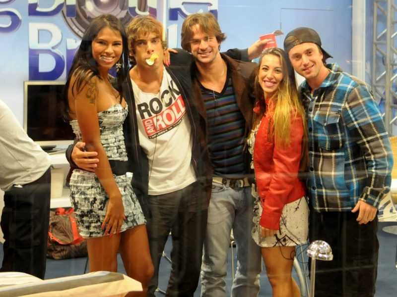 BBB promete ressuscitar casa de vidro em ritmo de comemoração no reality (Foto: Reprodução/TV Globo)