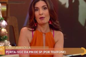 Fátima Bernardes, Globo