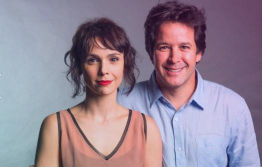 Débora Falabella e Murilo Benício. Foto: Reprodução