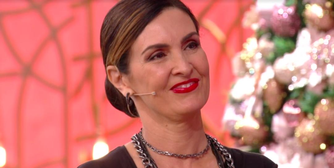A famosa apresentadora do Encontro com Fátima Bernardes da Globo e ex de William Bonner, falou sobre a sua imensa paixão pela dança (Reprodução/Globoplay)