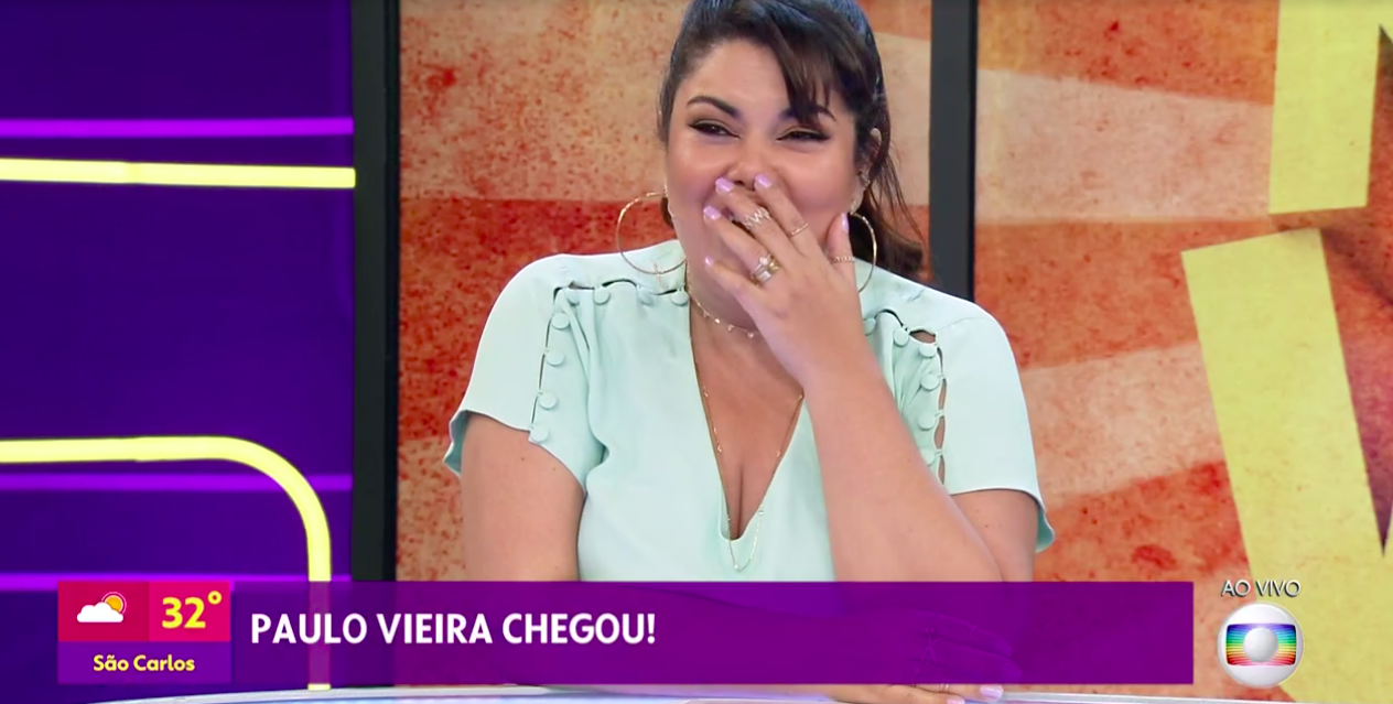 Fabiana Karla, Paulo Vieira, Se Joga