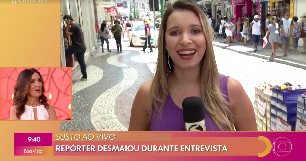 Fátima Bernardes, Cassia Carioca, Encontro com Fátima Bernardes