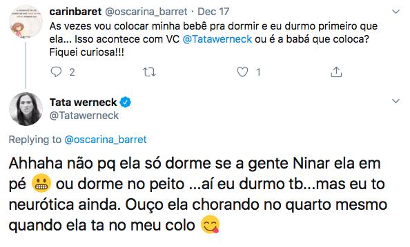 Tatá Werneck, Clara Maria