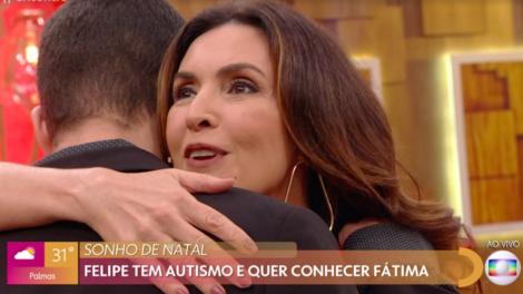 Fátima Bernardes, Encontro com Fátima Bernardes