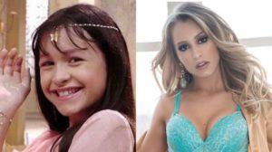 A atriz Carla Diaz lembra com carinho de sua personagem em O Clone da Globo que agora está no Viva (Montagem: TV Foco)