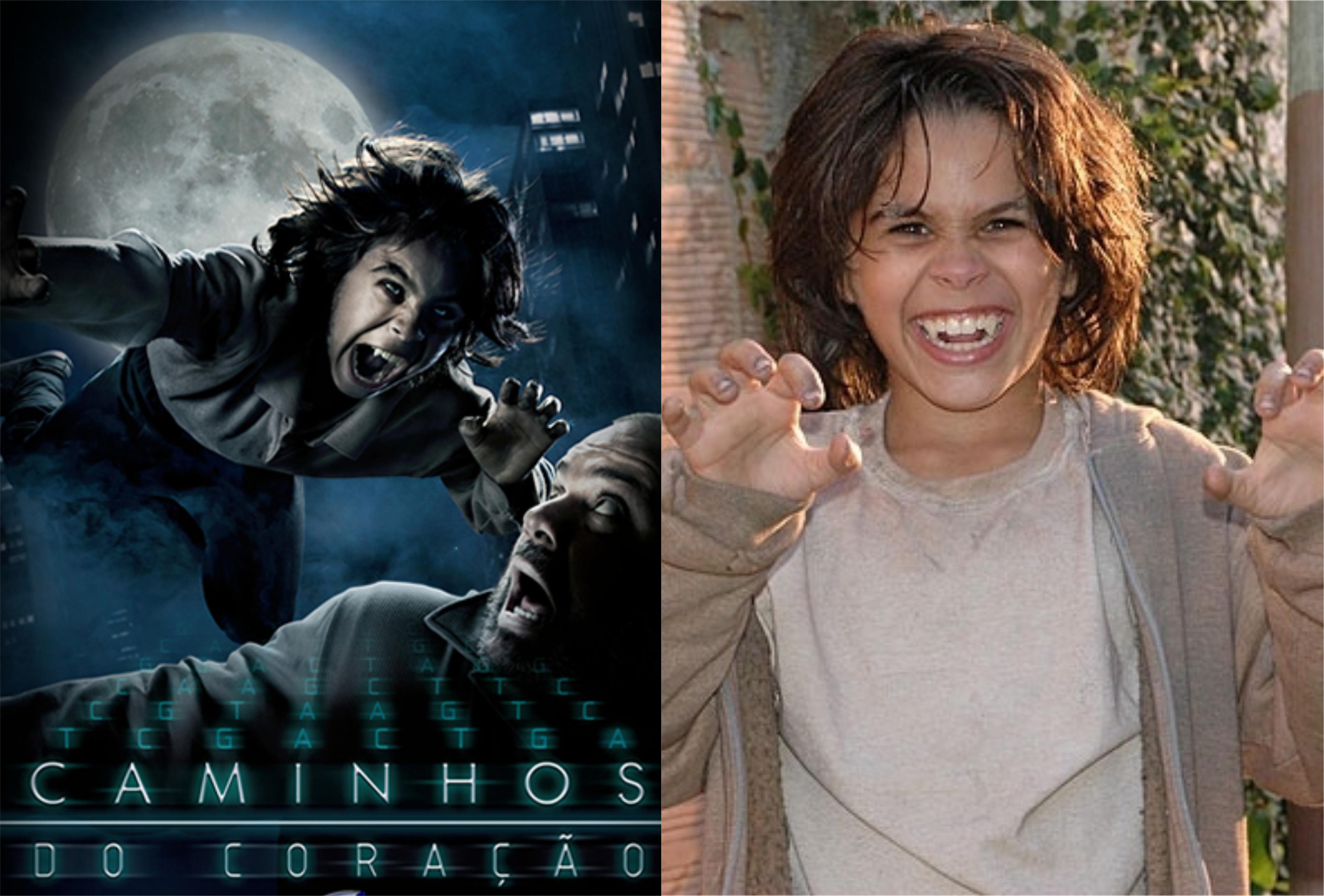 Cássio Ramos atuou como Vavá em Caminhos do Coração e Os Mutantes na tela da Record TV (Foto: Montagem/TV Foco)