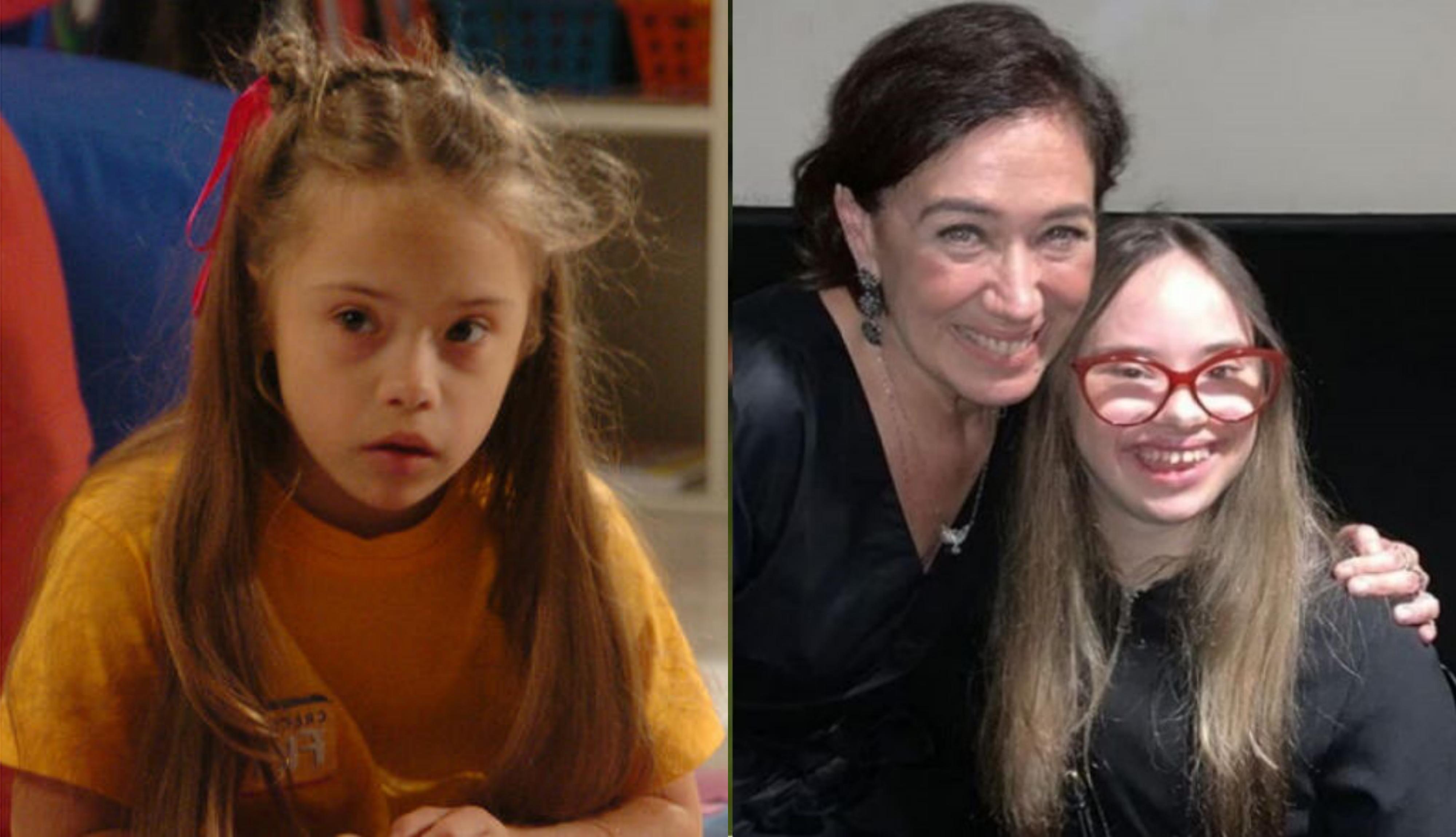 A famosa Clarinha de 'Páginas da Vida' da Globo, Joana Mocarzel tem reencontro emocionante com Lilia Cabral e situação gera comoção