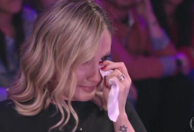 Claudia Leitte precisa abandonar coletiva do The Voice Kids (Foto: Reprodução/TV Globo)