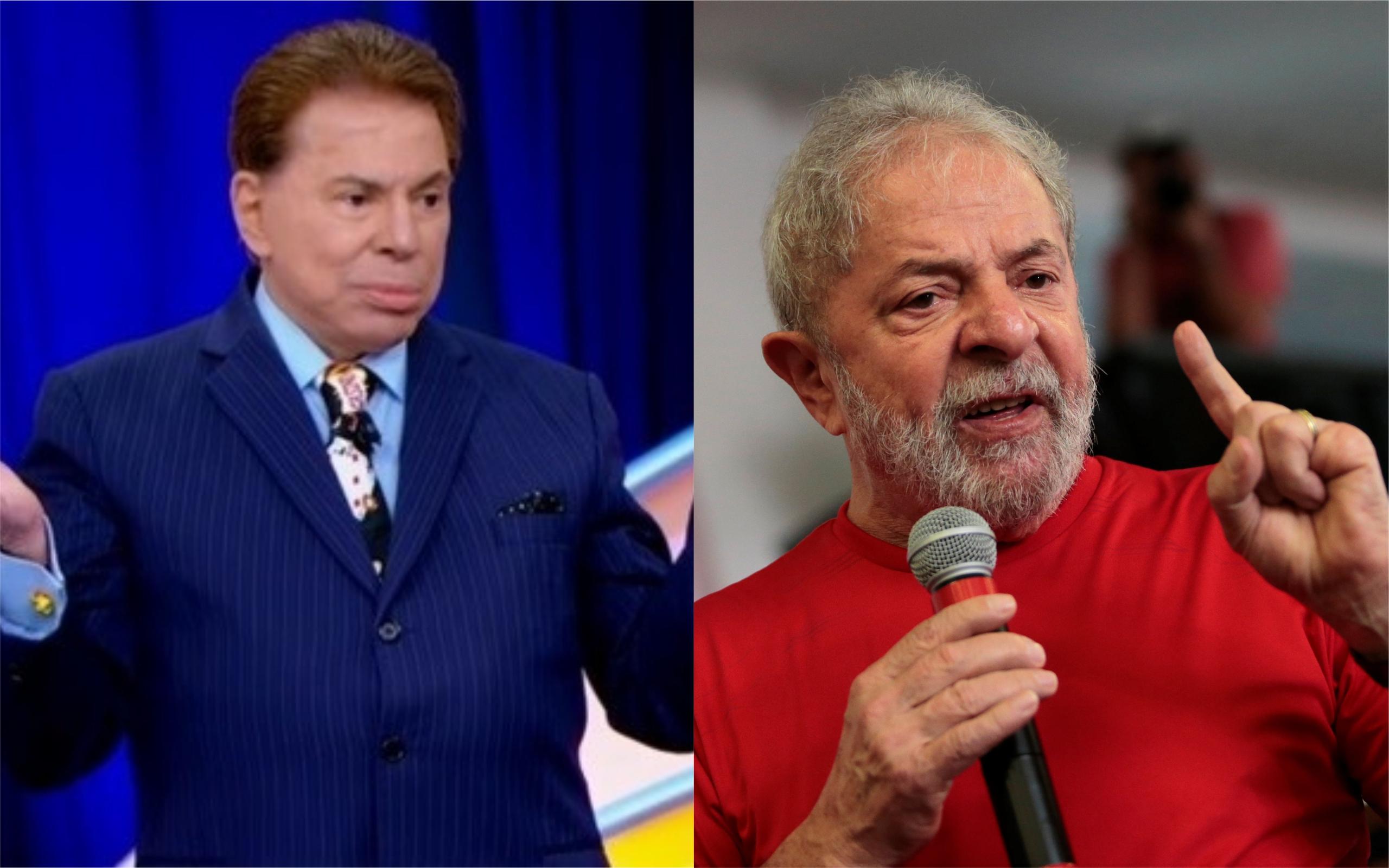 Silvio Santos Lula