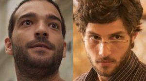 Danilo irá flagrar Sandro em meio de assalto em Amor de Mãe da Globo (Montagem:TV Foco)