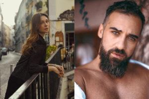 Day Mesquita vive Poderosa e Rafael Sardão é Miguel em Amor Sem Igual da Record (Foto: Montagem/TV Foco)