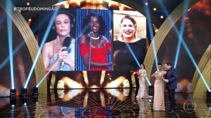 Marília Mendonça foi eleita a cantora do ano de 2019 (Foto: Reprodução)