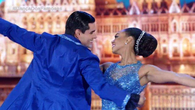 Dandara Mariana ficou em segundo lugar na Dança dos Famosos (Foto: Reprodução)