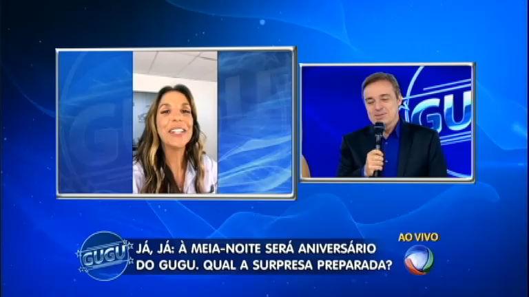 Ivete Sangalo, Gugu Liberato