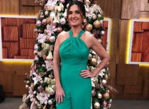 A famosa apresentadora do Encontro com Fátima Bernardes da Globo surpreende ao aparecer ao lado de namorado, Túlio Gadêlha (Foto: Reprodução/Instagram)