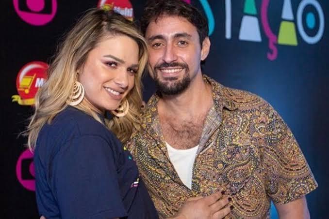 Glamour Garcia e Gustavo Dagnese vivem fase difícil no namoro (Foto: Reprodução)