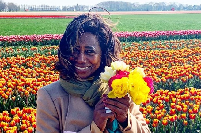 Gloria Maria viveu momentos de apuro em sua vida pessoal (Foto: Reprodução)