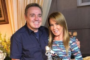 Gugu Liberato e Zilu Camargo (Foto: Reprodução)