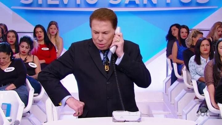 Silvio Santos gerou notícias polêmicas neste ano. (Foto: Divulgação)