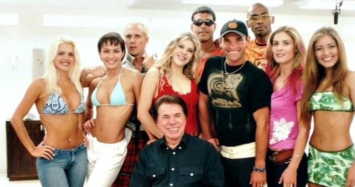 A Casa dos Artistas foi sucesso em 2001 no SBT. (Foto: Divulgação)
