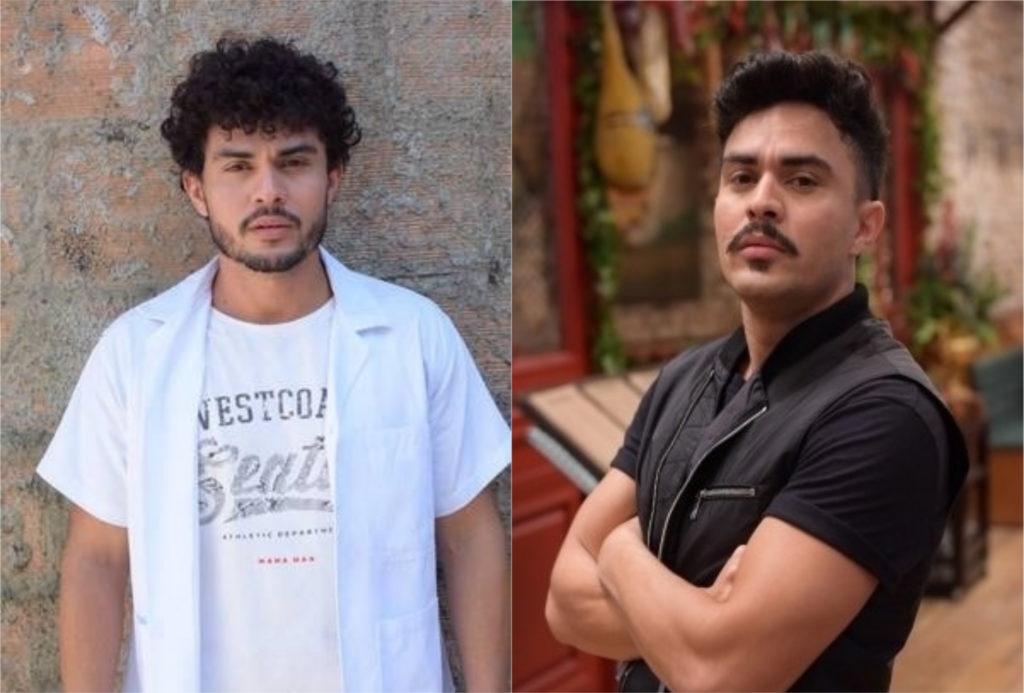 Ivan Rios brilhou em Topíssima e agora está no elenco de Amor Sem Igual da Record (Foto: Montagem/TV Foco)