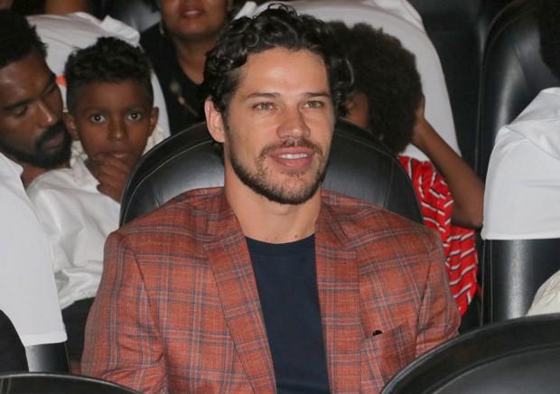 José Loreto em evento com Débora Nascimento (Foto- Rogério Fidalgo:AgNews)
