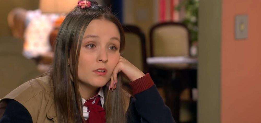 Mirela não terá uma semana fácil em As Aventuras de Polina do SBT (Imagem: Divulgação)