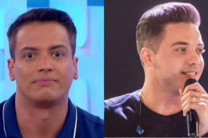 Após fazer críticas contra a mãe do famoso cantor sertanejo, Wesley Safadão, Leo Dias acaba xingando músico (Foto: Montagem TV Foco)