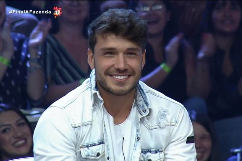 Lucas Viana é o vencedor de A Fazenda 11 (Foto: Reprodução/PlayPlus)
