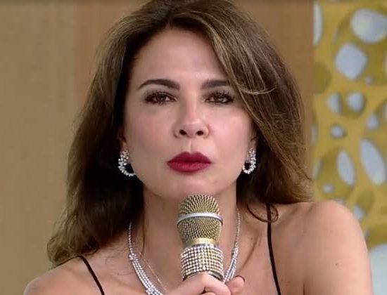 Luciana Gimenez ficou desesperada com a possibilidade de morrer no próximo ano (Foto: Reprodução)