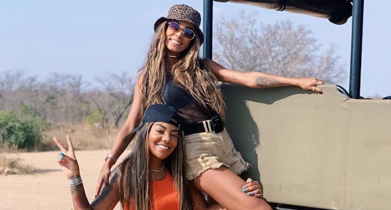 Ludmilla e Brunna Gonçalves (Foto: Reprodução/Instagram)
