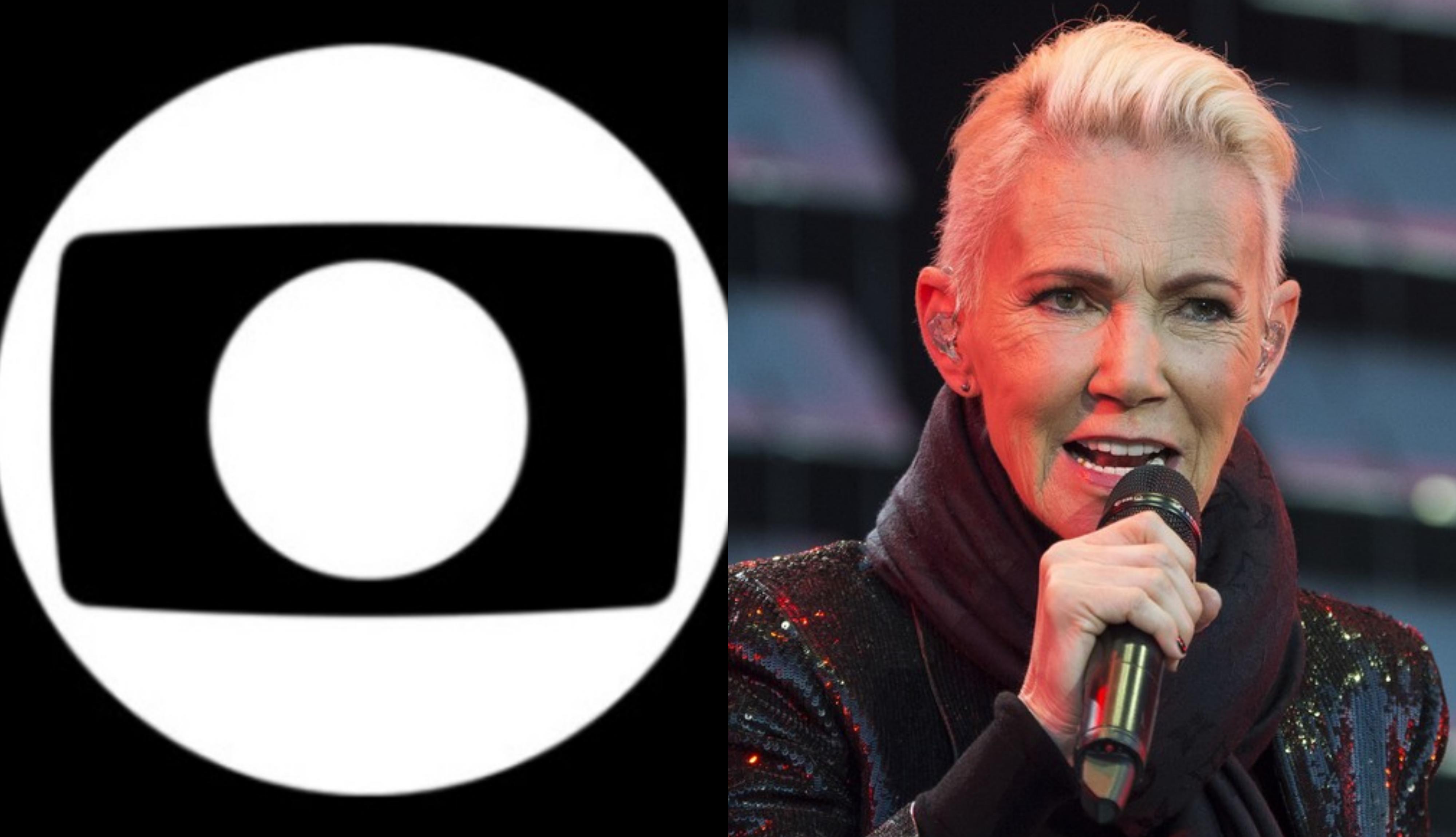Globo noticiá morte da famosa cantora e vocalista de Marie Fredriksson, que lutava contra um câncer desde 2000 (Foto: Montagem TV Foco)