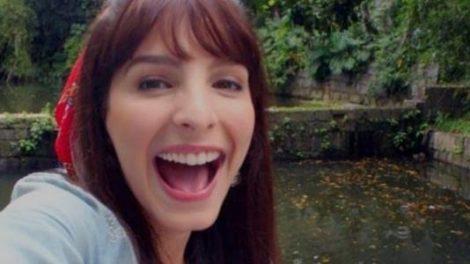 Michele Batista vai ser a Vivi Guedes de nova novela da Record, Amor Sem Igual (Foto: Reprodução)