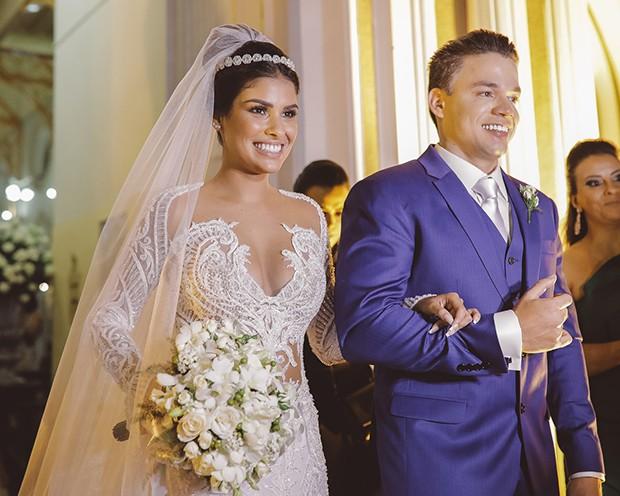 A famosa ex-BBB da Globo, Munik Nunes e Anderson Felício brigam por causa de divórcio (Foto: Junior Alves Fotografia/ Divulgação)