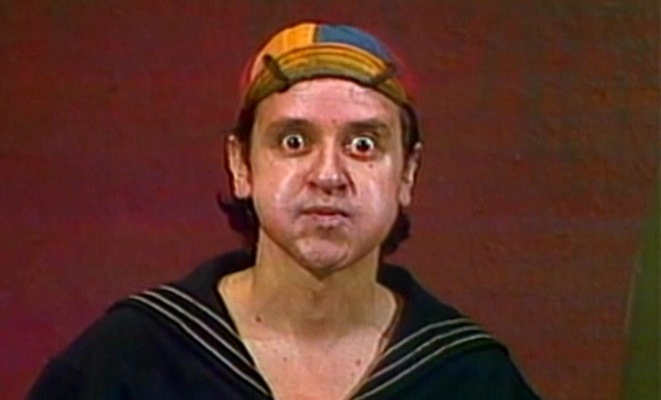 Carlos Villagrán, o eternal, Quico, he said during the interview that the Covid-19 it's a hoax - Photo: Reproduction