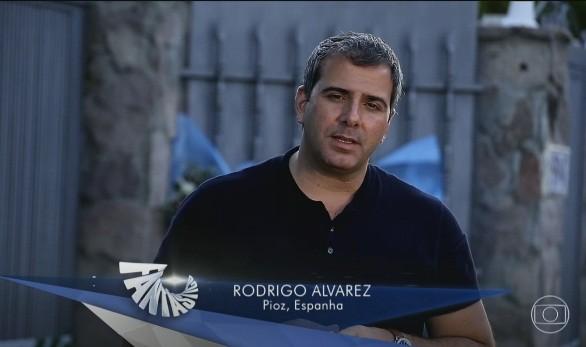 Após 23 anos, Rodrigo Alvarez pede demissão da Globo (Foto: Reprodução)