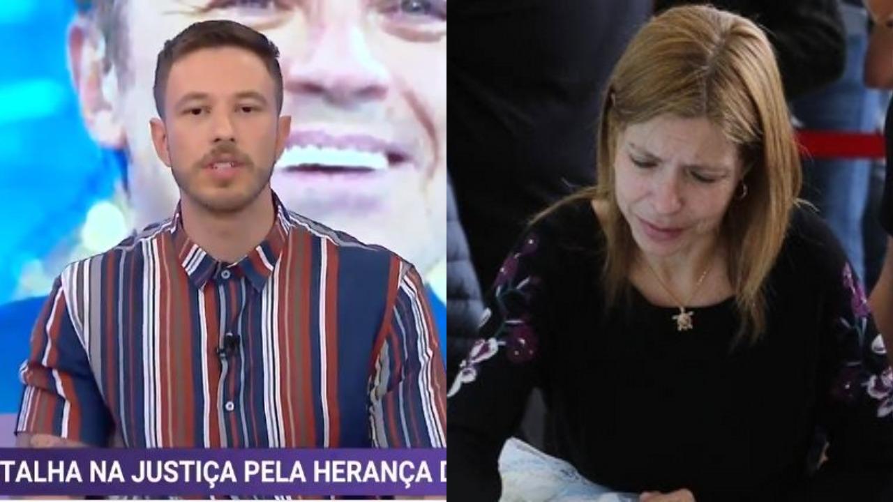 Gabriel Cartolano, do Fofocalizando, falou sobre situação de Rose Miriam (Foto: Reprodução/Twitter/Francisco Cepeda/Thiago Duran/AgNews)