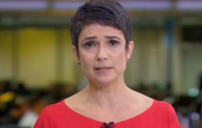 Sandra Annenberg (Foto: Reprodução/Globoplay)