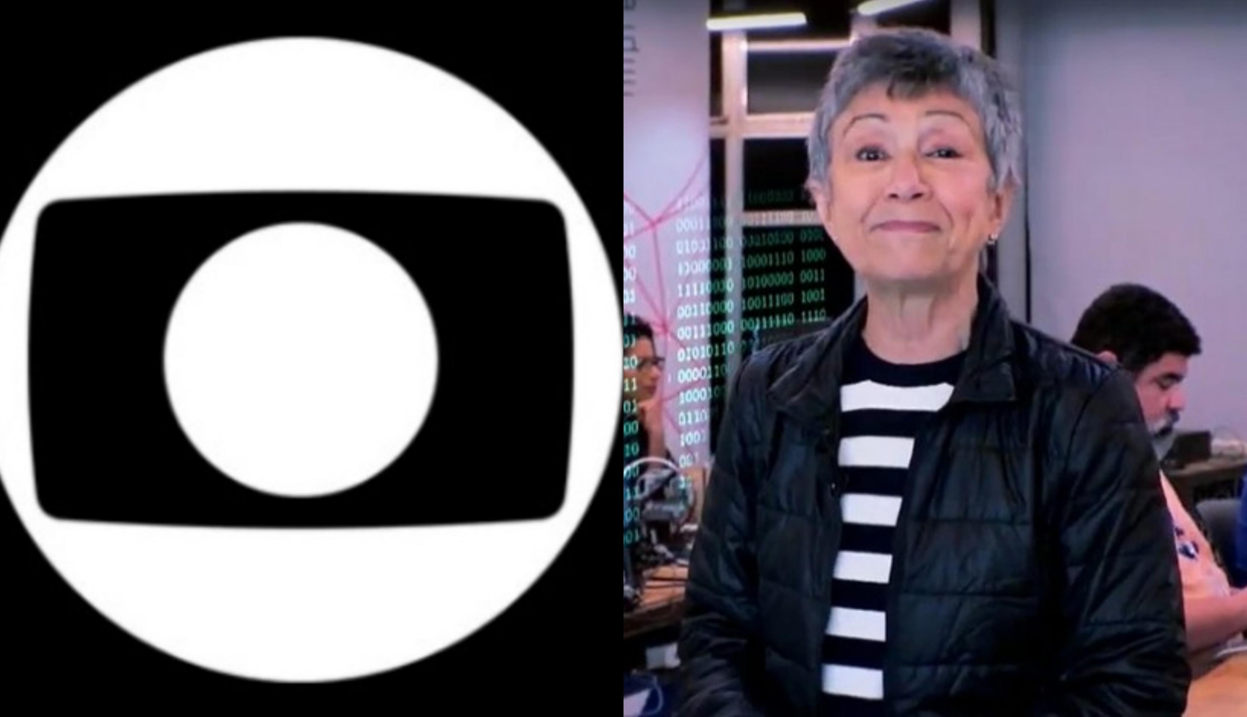 A famosa apresentadora e repórter da Globo há mais de 50 anos, Sandra Passarinho pede demissão para realizar novos trabalhos (foto: Montagem TV Foco)