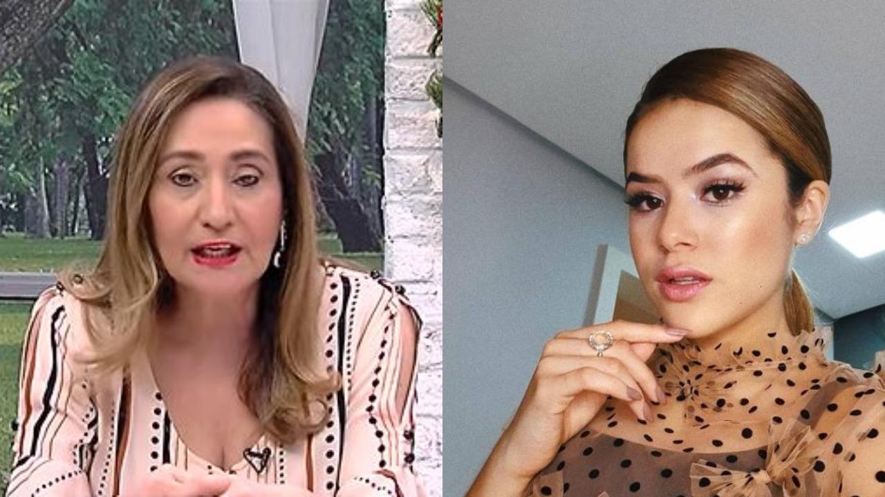 Sonia Abrão, Maisa Silva (Foto: Reprodução/YouTube/Instagram/Montagem TV Foco)