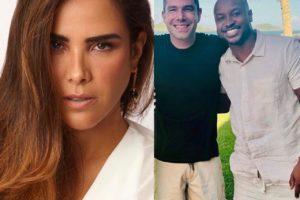 Wanessa Camargo, Marcus Buaiz e Thiaguinho
