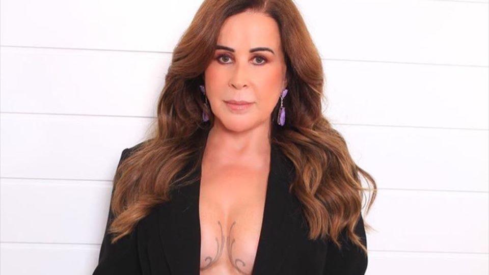 Zilu Camargo, ex-esposa de Zezé Di Camargo (Imagem: Instagram)