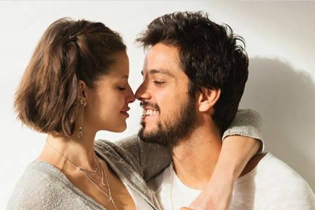 Agatha Moreira e Rodrigo Simas. Foto: Reprodução